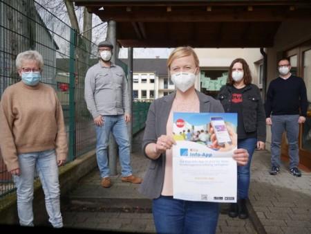 Die Kita-App ist in Bad Lippspringe erfolgreich gestartet.Foto:Stadt Bad Lippspringe