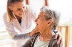 77,5 Prozent der Pflegebedürftigen in Bielefeld werden zu Hause gepflegt. Foto: AOK/hfr.