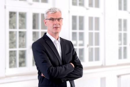 Albrecht Pförtner soll Geschäftsführung der neu zu gründenden Stadtentwicklungs- und Immobiliengesellschaft übernehmen.Foto:Quelle Stadt Gütersloh