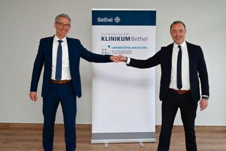 Das neue Geschäftsführerteam: Mathias Kreft und Dr. Matthias Ernst