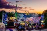 Der Lunapark auf dem Maspernplatz eröffnet für gewöhnlich die Kirmessaison in Paderborn. In diesem Jahr geht das Amt für Öffentlichkeitsarbeit und Stadtmarketing als Veranstalter jedoch davon aus, dass das Volksfest im geplanten Zeitraum nicht stattfinden kann.Foto:© Stadt Paderborn