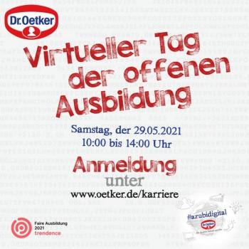 2021.04.06_Dr.Oetker_Virtueller Tag der offenen Ausbildung