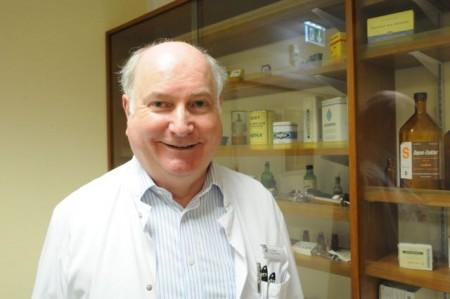 Bruno Korte, Leiter der Apotheke am Klinikum Gütersloh..Foto: Klinikum Gütersloh