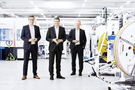 Der Vorstand der Weidmüller Gruppe blickt insgesamt auf ein herausforderndes Jahr 2020 zurück und ist für 2021 zuversichtlich gestimmt.