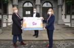 Freuen sich über den Start der Kampagne und die neue Microsite (v.l.): Mitinitiatorin Michaela Weigel, Sozialdezernent Wolfgang Walter sowie Abteilungsleiterin Melanie Struck.Foto:© Stadt Paderborn