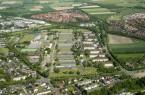 Drei thematisch unterschiedlich ausgerichtete Teams präsentierten der Öffentlichkeit jetzt den aktuellen Stand ihrer Testplanungen für die Entwicklung des Paderborner Zukunftsquartiers auf dem Areal der ehemaligen Barker Barracks (siehe Bild).Foto:© Stadt Paderborn