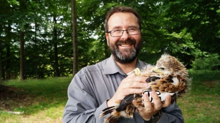 Über die Individualität von Tieren spricht Prof. Dr. Oliver Krüger im Online-Vortrag des LWL-Museums für Naturkunde. Foto: privat