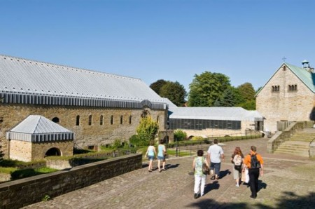 Das LWL-Museum in der Kaiserpfalz (Paderborn) bleibt ab Samstag (23.04.) geschlossen. Foto: LWL/Noltenhans