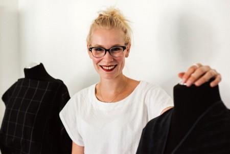Nicht nur beim Kulturrucksack für Kinder und Jugendliche engagiert sich Laura Schlütz mit einem Schwerpunkt auf Nachhaltigkeit. Foto: Lukas Günther