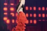 Tänzerin Liza Snow zeigt diese Woche beim Cultural Quarter aus der Weberei ihr Können.