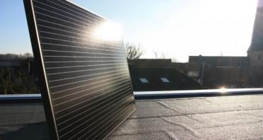 Sonnenenergie: Mehr als 2200 Photovoltaikanlagen gibt es in Gütersloh.Foto:Stadt Gütersloh