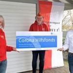 Corona-Hilfsfonds unterstützt KG Helü