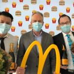 Wandel in der Krise: McDonald's strukturiert Führung neu