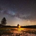 Der Sternenhimmel über uns
