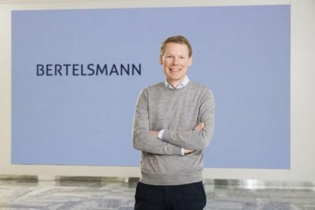 Rolf Hellermann, Finanzvorstand der Bertelsmann SE
