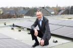 """Über den Dächern von Rietberg: """"Die Eigenversorgung mit Strom ist gut für die Umwelt, entlastet das öffentliche Netz und schont den Geldbeutel"""", so Wolfgang Rieländer von der Max Lüning GmbH & Co. KG in Rietberg. Foto: privat"""