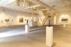 """Blick in die Ausstellung """"Karel Dierickx"""" in der Städtischen Galerie in der Reithalle.Foto:© Stadt Paderborn"""