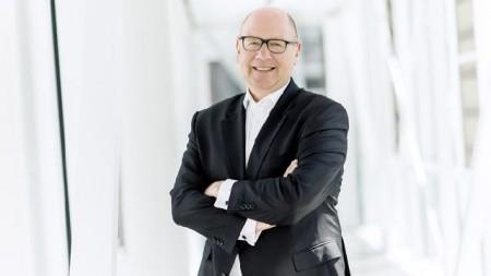 Frank Jüttner ist Chef der Miele Vertriebsgesellschaft Deutschland und auch für die Vertriebsregion DACH verantwortlich. Foto: Miele