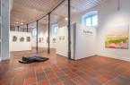 """Die Ausstellung """"Expedition"""" zeigt Werke der Lehrenden der Sommerakademie 2021.Foto:© Stadt Paderborn"""