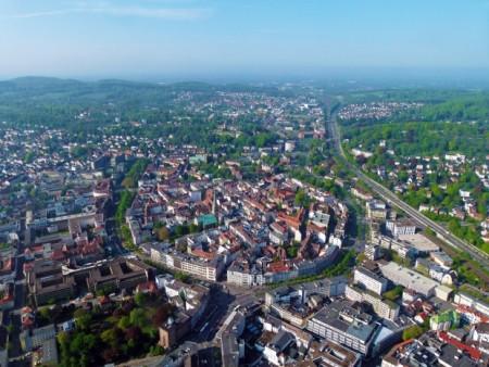 Bürgerinnen und Bürger sowie Initiativen und Werbegemeinschaften sollen an der City-Entwicklung aktiv teilnehmen können. Foto: Bielefeld Marketing