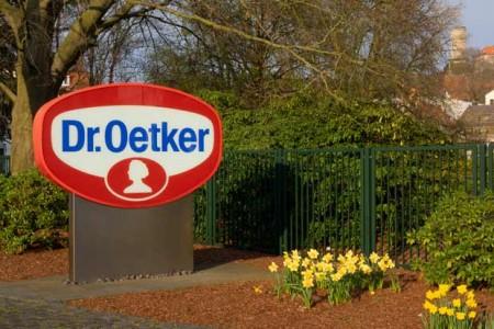 Dr.Oetker Logo - Symbolbild © J.Riedel
