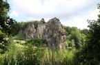 Die Externsteine sind an Feiertagen ein beliebtes Ausflugsziel Foto: Landesverband Lippe