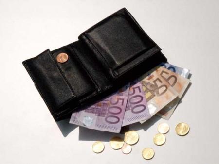Geld Euro - Symbolbild © J.Riedel