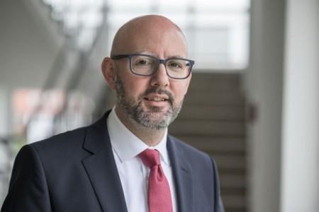 Henning Matthes, Beigeordneter für Sport bei der Stadt Gütersloh.Foto:Stadt Gütersloh