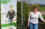 Carina Heyer, Klimamanagerin der Stadt Vlotho. Foto: Stadt Vlotho