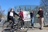 Radeln für den Klimaschutz: Mitmachen beim Stadtradeln 2021.Foto:Stadt Gütersloh