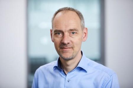 Uwe Ulbrich, Geschäftsführer bei Net at Work, ist stolz auf die Auszeichnung als einer der besten Arbeitgeber Deutschlands.Foto: Net at Work