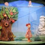 Interaktives Kindertheater live aus der Weberei – Wetterhexe Potzblitz