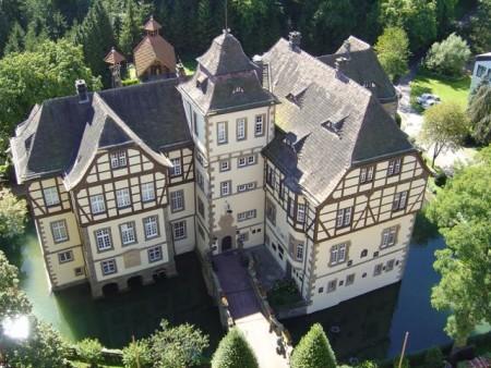 WasserschlossHeerse Luftaufnahme 1 (1)