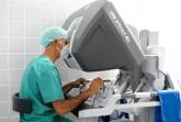Die Klinik für Thoraxchirurgie des EvKB führt OPs mit DaVinci durch. Ohne dieses robotische Operationssystem wäre nur ein offener Eingriff in Frage gekommen. Fotos: EvKB