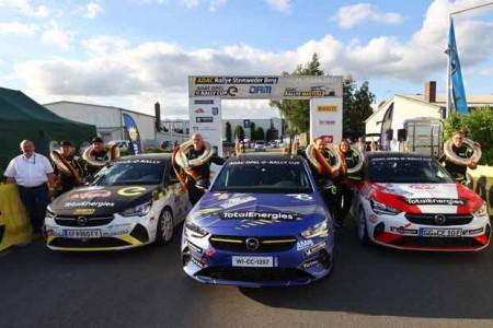 01_RStB_Siegerehrung_ADAC-Opel-e-Rallye-Cup