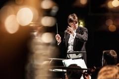 Lutz Rademacher kommt am 25. Juni zum Abschied noch einmal mit Werken von Gustav Mahler nach Paderborn.© Landestheater Detmold
