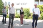 Geplant und gestaltet wurde die Broschüre von der Arbeitsgruppe Stadtmarketing und Tourismus, bestehend aus den Mitgliedern Eckhard Assler, Matthias Rasche, Burkhard Wehmeyer und Harald Wurm. ENGER GERNE wird herausgegeben von der Widukindstadt Enger und gefördert aus Mitteln des Imagekonzeptes Enger 2000+.