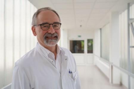 PD Dr. med. Rüdiger Klän, Chefarzt der Klinik für Urologie am Klinikum Gütersloh.Foto: Klinikum Gütersloh