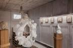 Vom 24. bis 27. Juni sind viele Galerien von Künstlerinnen und Künstlern, wie hier von Marion Plassmann, für Interessierte geöffnet.