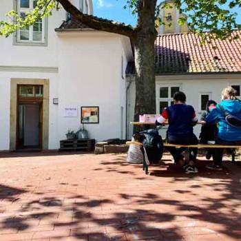 Aussenbereich - Bildnachweis: Stadt Minden/Juxbude