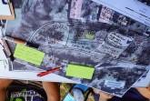 Das Calisthenics-Team Gütersloh brachte ausgefeilte Entwürfe für die Gestaltung der Freizeitanlage mit.Foto:Stadt Gütersloh