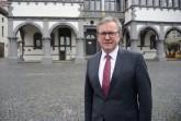 """Bürgermeister Michael Dreier ruft alle Paderbornerinnen und Paderborner auf, für die Opfer der Hochwasserkatastrophe im Westen des Landes zu spenden. """"Das Schicksal der betroffenen Menschen hat mich sehr traurig gemacht und tief berührt. Ihnen in dieser schwierigen Lage zu helfen, sehe ich als eine ganz wichtige Aufgabe. Deshalb würde ich mich sehr freuen, wenn Sie, liebe Paderbornerinnen und Paderborner, das auch tun.Foto:© Stadt Paderborn"""
