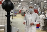 Digitale Betriebsführung gewährt Einblicke in Tönnies-Produktion.Foto:Tönnies