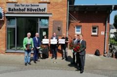 Der Volksbund Deutsche Kriegsgräberfürsorge gedenkt der vielen Toten des zweiten Weltkrieges.Foto:Kreis Paderborn