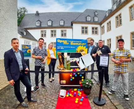 PM-Open-Air-Sommer Foto: © Stadt Büren