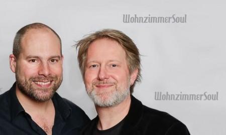 """Mittwoch bei den """"Kulturhäppchen"""" zu Gast: Das """"WohnzimmerSoul-Duo"""" Marc Tecklenborg und Sascha Oeing."""