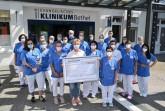 Hilfsaktion vom EvKB und Krankenhaus Mara Foto: Mario Haase