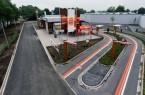 Das neue Burger King® Restaurant mit zwei Drive-in-Spuren Foto: Hagedorn