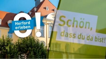 Der Online-Veranstaltungskalender »www.herford-erleben.de«geht an den Start.