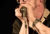 Dieter Kropp ist Entertainer und Musiker. Foto: ©Jürgen Achten